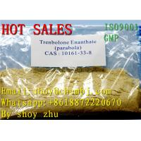 Wholesale Assay 99.99% Trenbolone Enanthate Plae Yellow Powder Parabola for Male Muscle Growth from china suppliers