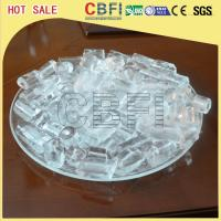 Wholesale PLC Touch Screen Control Ice Tube Machine Crystal Ice Tube Maker Bitter Compressor from china suppliers