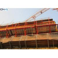 Wholesale Safety Cantilever Scaffolding System , Self Climbing Scaffold System from china suppliers