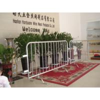 Buy cheap Crowd Control Barricade/ temporary fence from wholesalers