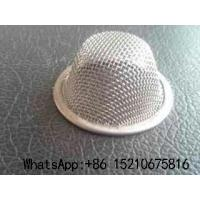 Wholesale Stainless Steel Wire Mesh Filter Screen With Plain Weave, Caps/Bowl Type According to Customers' Requirements from china suppliers