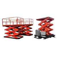 Wholesale 2000Kg Hydraulic Stationary Scissor Lift 2.38m from china suppliers