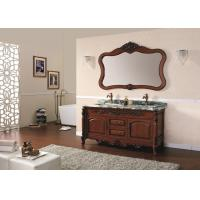 Wholesale Durable Vanity Cabinet Classic Bathroom Cabinets Classical American Oak from china suppliers