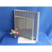 Wholesale Multi Level Structure Metal Mesh Pre Air Filter For Ventilation System from china suppliers