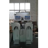 Wholesale Cement / Clay Dual Spout Valve Bag Filling Machine With Electric Control Cabinet from china suppliers