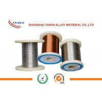 Wholesale Karma Enamelled Wire Dia 0.08mm Resistance Heating Wire for Precision Instrument from china suppliers