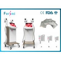 Wholesale Double Handles Cryolipolysis Slimming Machine clinic use approved CE from china suppliers