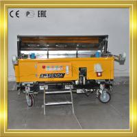 Wholesale Construction Automatic Plastering Machine For Brick Wall Cement Based Mortar from china suppliers
