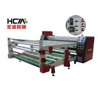 Wholesale High Speed Roller Heat Press Machine for garment  / T-ishirt / swimsuit from china suppliers