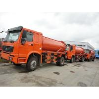 Wholesale SINO TRUK howo 4*4 sewage suction trucks for sales from china suppliers