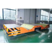 Wholesale 30000kg Load W Shape Automatic Guided Carts Laser Detection Technology from china suppliers
