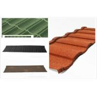 Wholesale Lightweight Metal Roof Tiles , durable steel Roman roofing tiles from china suppliers