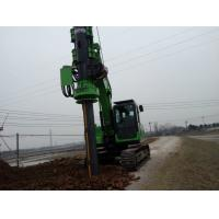 Buy cheap Rotary Pile Foundation Equipment / Bored Hole Pile Driving Machine KR50A from wholesalers