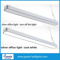 Wholesale 36W IP65 Hanging Linear Led Pendant Light , Led Office Light Aluminum Profile from china suppliers