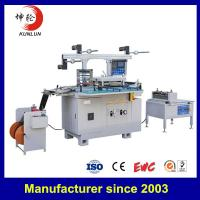 Wholesale Professional Full Automatic Die Cutting Machine , Adhesive Tape Cutter Machine from china suppliers