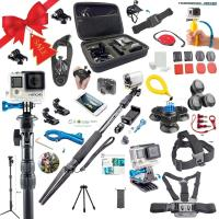 Wholesale 50-in-1 Gopro Accessories Kit for GoPro , SJCAM , Sony Action Camera from china suppliers