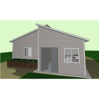 Wholesale Heat Insulation Steel Frame 3 Bedroom Modular Homes South Africa Prefab Villa from china suppliers