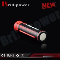 Wholesale New Designed Brillipower High Discharge 18650 35AMP 18650 Battery 3.7v 35A 2500MAH Battery from china suppliers