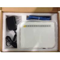 Wholesale 4*GE Gpon Onu 2* Pots Port 4*Fixed 10 / 100 / 1000M BASE - TX Port WiFi 1 USB from china suppliers