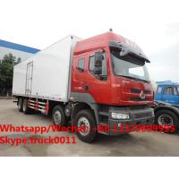 Wholesale China liuqi Brand 4*2 LHD 10tons cold room truck for sale, Factory sale best price Liuqi refrigerator van truck from china suppliers