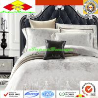 Buy cheap Tencel Jacquard Bedding Sets-Luxury Silver from wholesalers