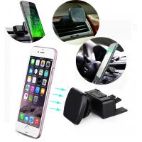 Wholesale Novelty Square Shape Samsung Car Phone Holder , Magnetic Mobile Holder For Car from china suppliers