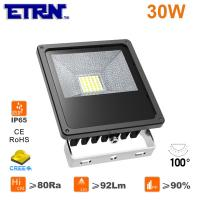 Wholesale ETRN Brand CREE LED 30W LED Floodlights LED Outdoor Spotlights Cast light from china suppliers