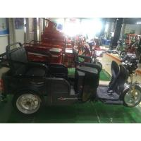 Wholesale Battery Powered 3 Wheel Electric Powered Tricycle Taxi For Passenger CCC from china suppliers