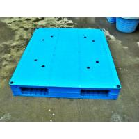 Buy cheap Custom Shipping Stackable Reusable Plastic Pallets For Industrial Package from wholesalers