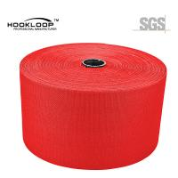 Wholesale 50 Yards / Roll Mushroom Hook And Loop Red Nylon Injection Hook Wide  Tape Heat Resistance from china suppliers