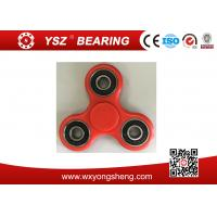 Wholesale Hand Spinner ABS Frame + Hybird Ceramic Bearings 608 Fidget Spinner Toy from china suppliers