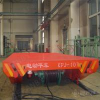 Wholesale 30t Cable drum powered rail transfer equipment industry apply from china suppliers