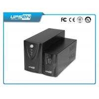 Wholesale 220Vac / 230Vac 50HZ / 60HZ Single Phase Offline UPS Pure Sine Wave UPS 400Va - 3000Va from china suppliers