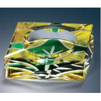 Wholesale Cut Crystal Ashtray (JC10016CCA) from china suppliers