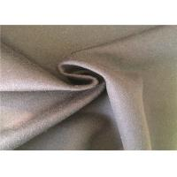Quality Heavy Weight Warm Woven Wool Fabric For Shirt Customized Size F001F for sale