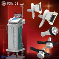 Wholesale Vacuum Cavitation System,cool-sculpting and fat freezing weight loss machine from china suppliers