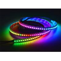Wholesale APA102 Addressable RGB LED Strip , DC 5V RGB LED Strip Adjusted Colors from china suppliers