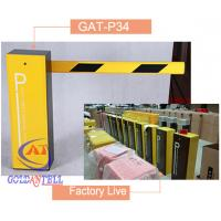Wholesale Stainless Steel Electronic Entrance automatic vehicle barrier With 4m Straight Arm from china suppliers
