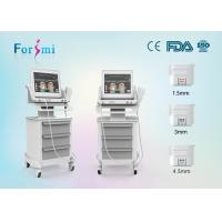 Wholesale Hottest and newly HIFU high intensity focused ultrasound /HIFU machine /HIFU for wrinkle removal from china suppliers