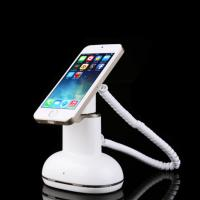 Wholesale COMER anti-theft alarm tablet security desk display magnetic stands with charging cord from china suppliers