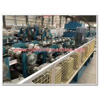 Wholesale Heavy Duty Galvanised Steel Guardrail Sheet Cold Rollforming Production Line from china suppliers