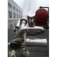 electric stainless steel fire cannon, water fire monitor, water cannon, foam monitor