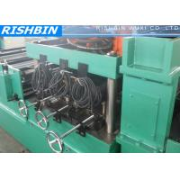 Wholesale Manual Feeding Structural Steel Roll Forming Equipment 0.5 - 0.8 mm Thickness from china suppliers