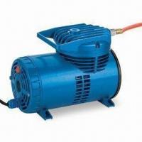 Buy cheap Mini Air Compressor with 0.13HP Power, 1900rpm Speed and 8bar Pressure from wholesalers