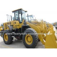 Wholesale wheel loader L956F SDLG brand 3 valves with standard bucket 3 m3 and cabin from china suppliers