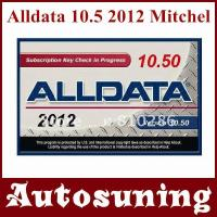 Wholesale AllData V10.50 And 2012 Mitchell from china suppliers