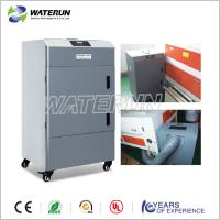 Wholesale 5000m³ / h Systemic Flow Portable Fume Extractor With Six - Layer Filters from china suppliers