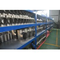Wholesale Titanium Eccentric Reducer and elbow and Tee and stube end and titanium cap from china suppliers