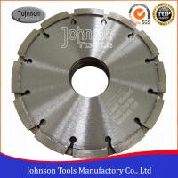 Wholesale Fast Cutting Tuck Point  Diamond Blades For Hard Granite 150 Mm Medium Grit from china suppliers