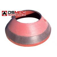 China Cone crusher concave on sale